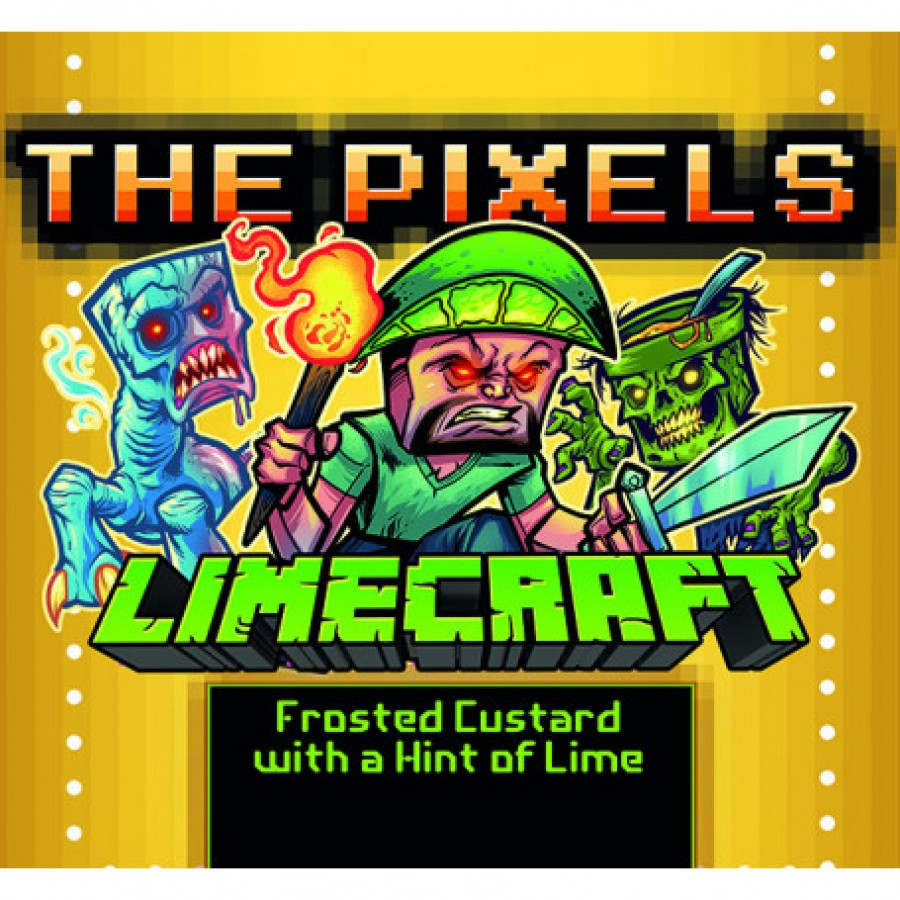 The pixel Limecraft