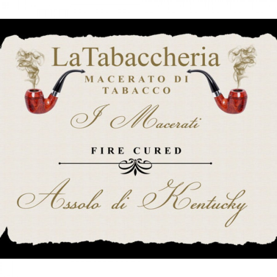 La Tabaccheria - Macerati - Assolo di Kentucky 10ml