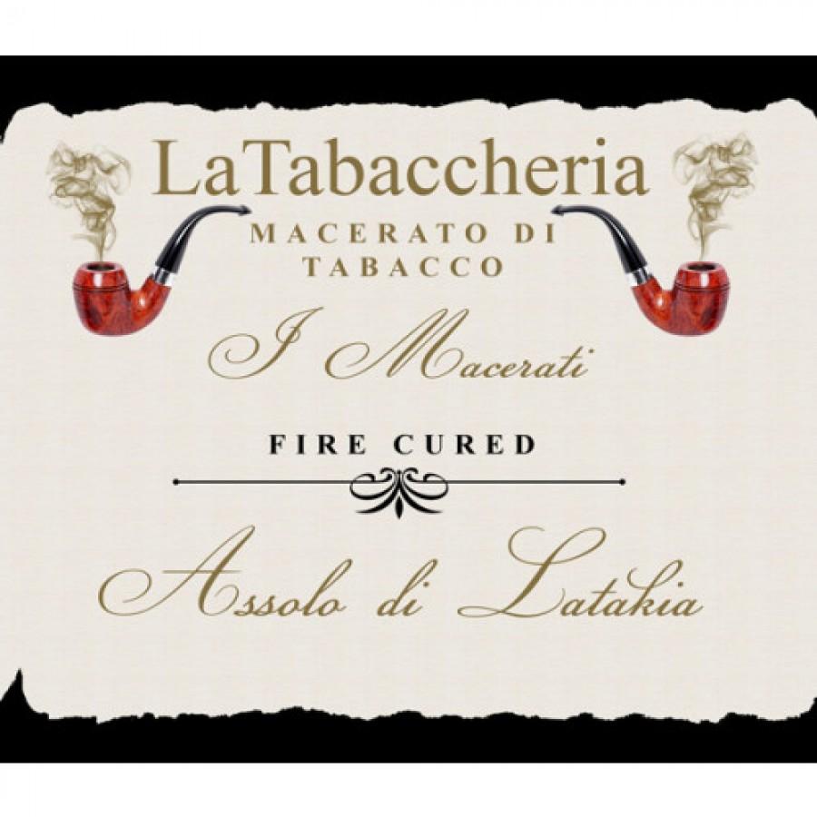La Tabaccheria - Macerati - Assolo di Latakia 10ml