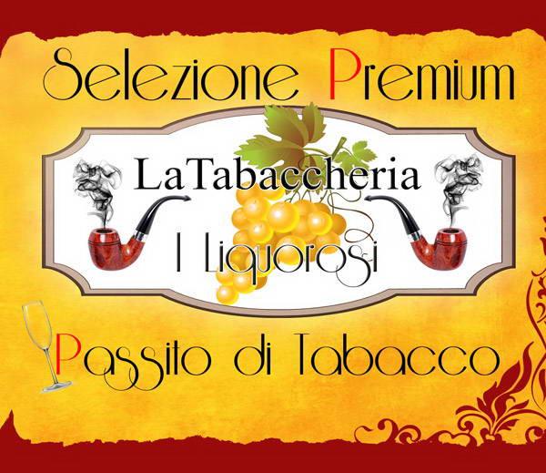 La Tabaccheria - Selezione Premium I Liquorosi - Passito Di Tabacco