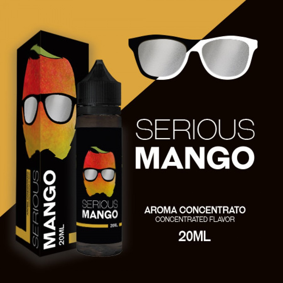 Vaporart Concentrato 20ml - Serious Mango