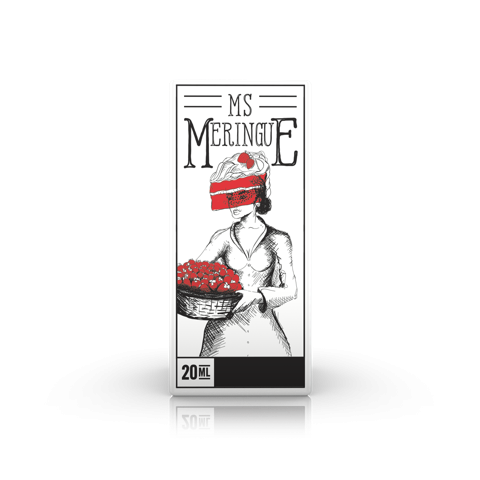 Charlie's Chalk Dust Concentrato 20ml - Miss Meringue