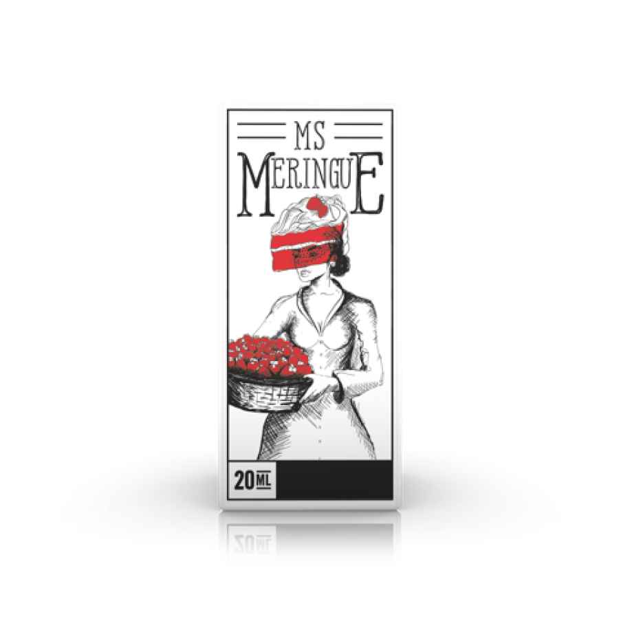 Charlie's Chalk Dust Concentrato 20ml - Miss Meringue