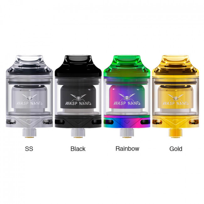 OUMIER - WASP NANO RTA 2ml