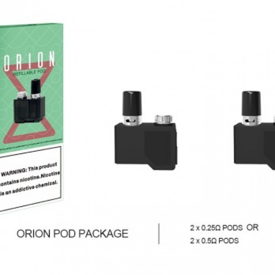 POD per Orion 40W Confezione da 2 pezzi - Lost Vape