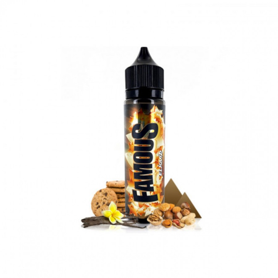 Eliquid France Scomposto 20ml - Famous