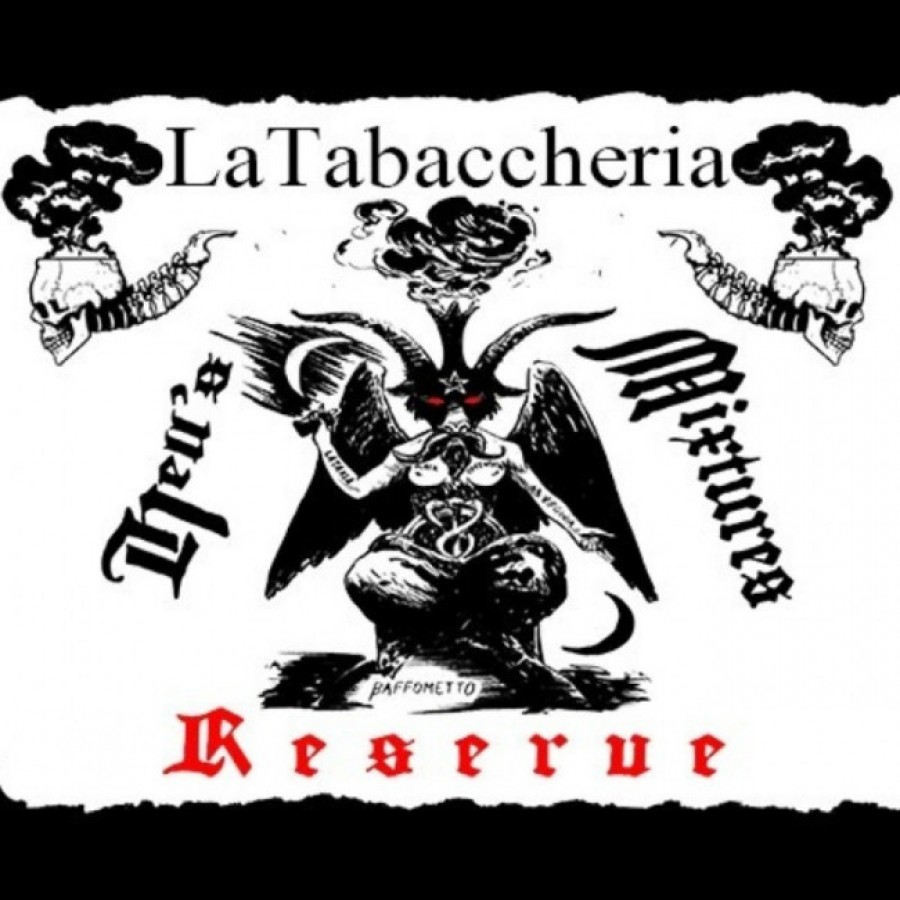 La Tabaccheria - Baffometto Reserve 10ml