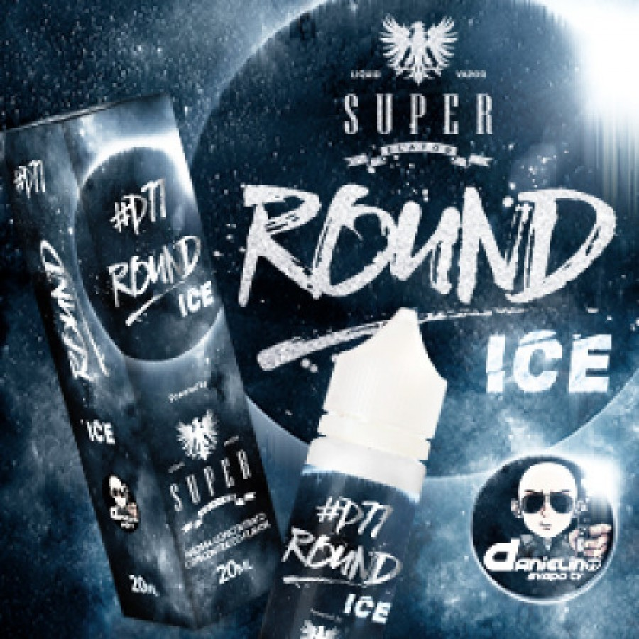 Super Flavor Concentrato 20ml - Round D77 Ice