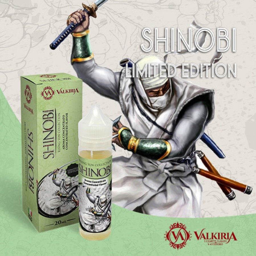 Valkiria Concentrato 20ml - Shinobi Ice