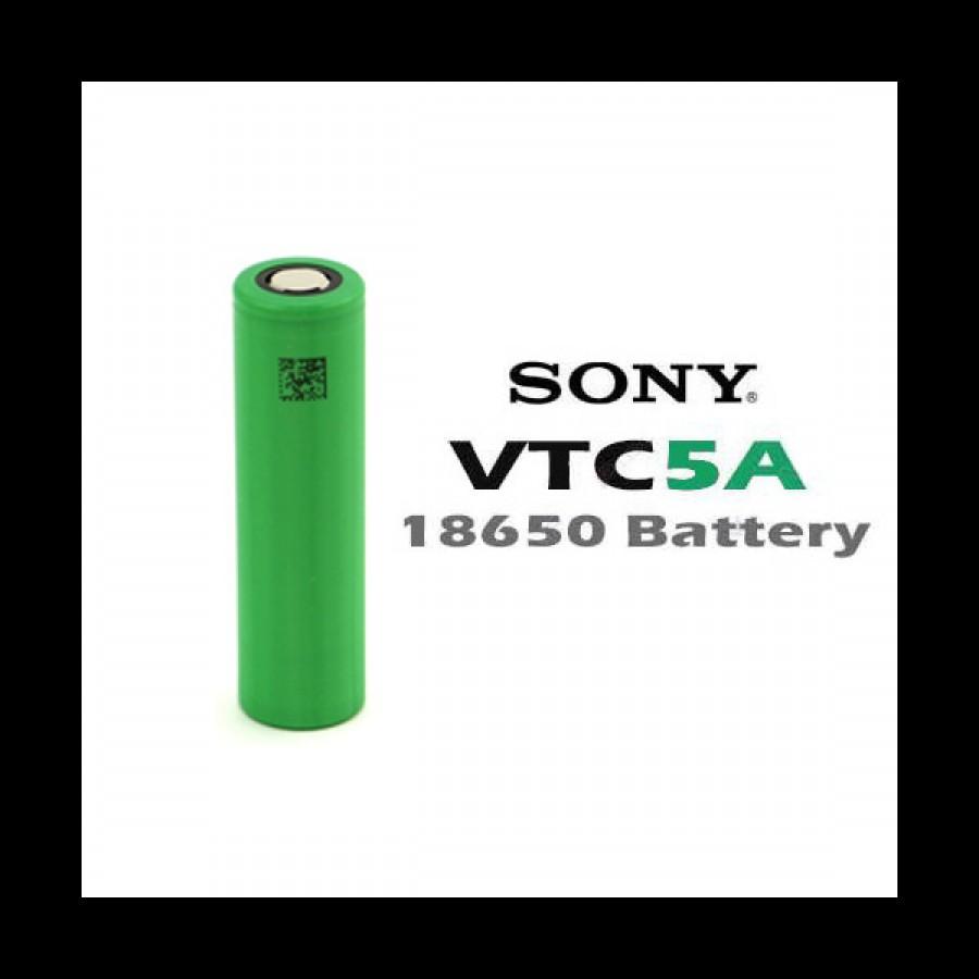 18650 VTC5A 2600 mAh