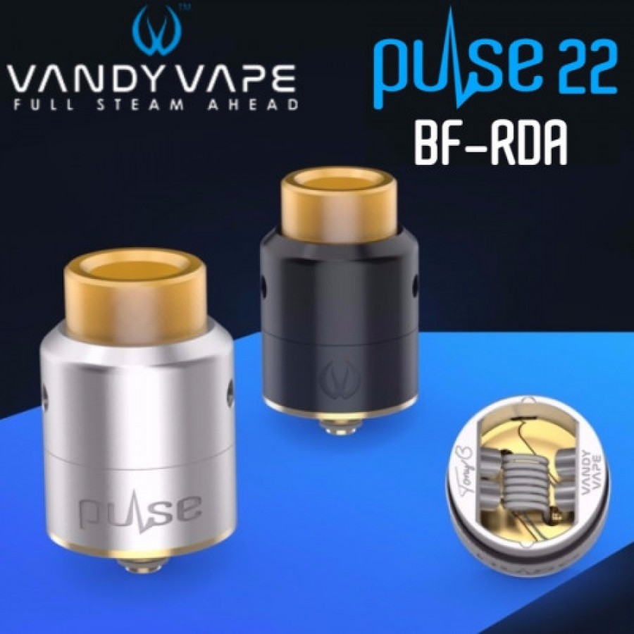 Vandy Vape - Pulse bf 22 RDA