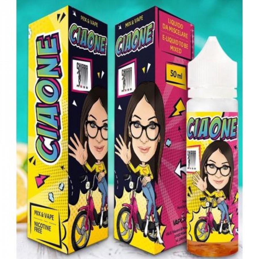 CIAONE 50ml Mix&vape by ChiaraMoss