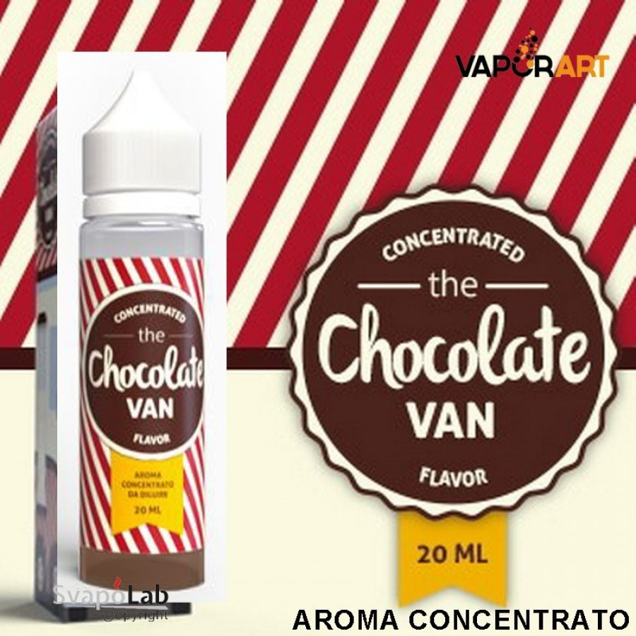 Vaporart Concentrato 20ml -Chocolate Van