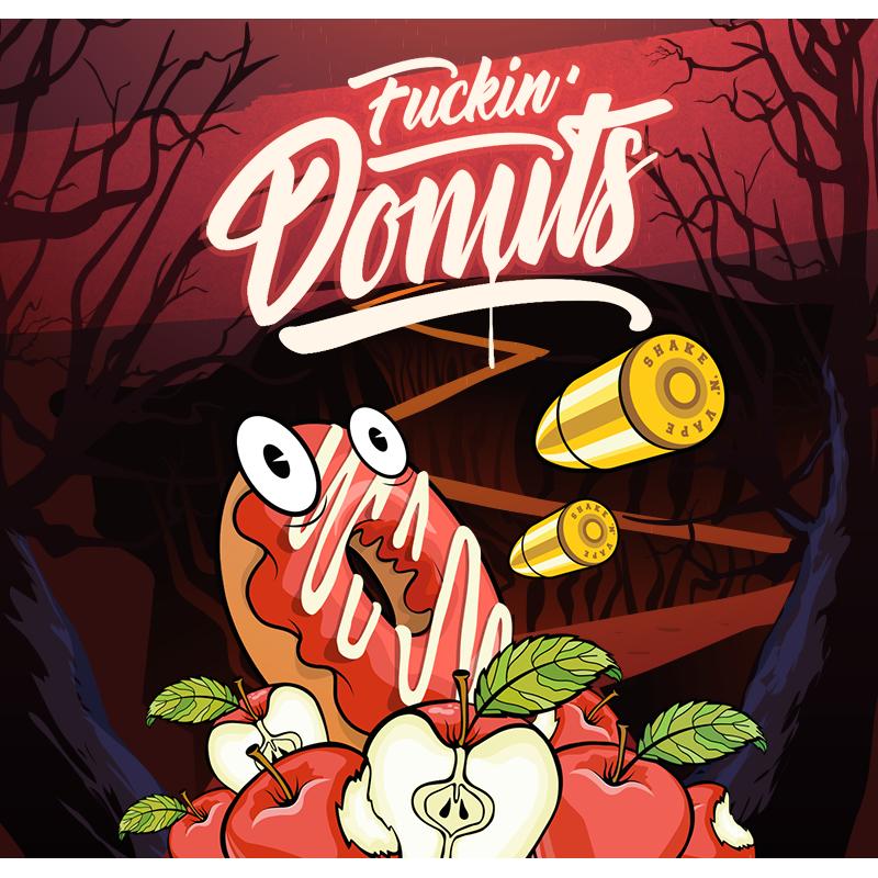 Fuckin Donuts SHAKE AND VAPE AROMA SCOMPOSTO 20ML