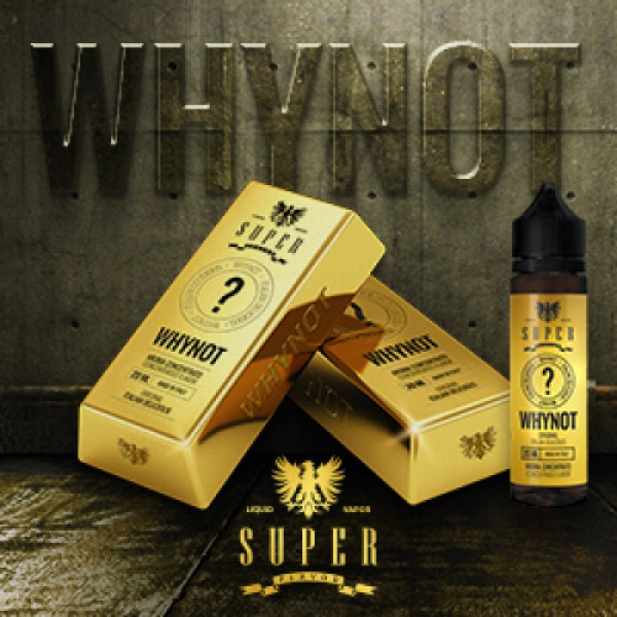 Super Flavor Concentrato 20ml - Whynot
